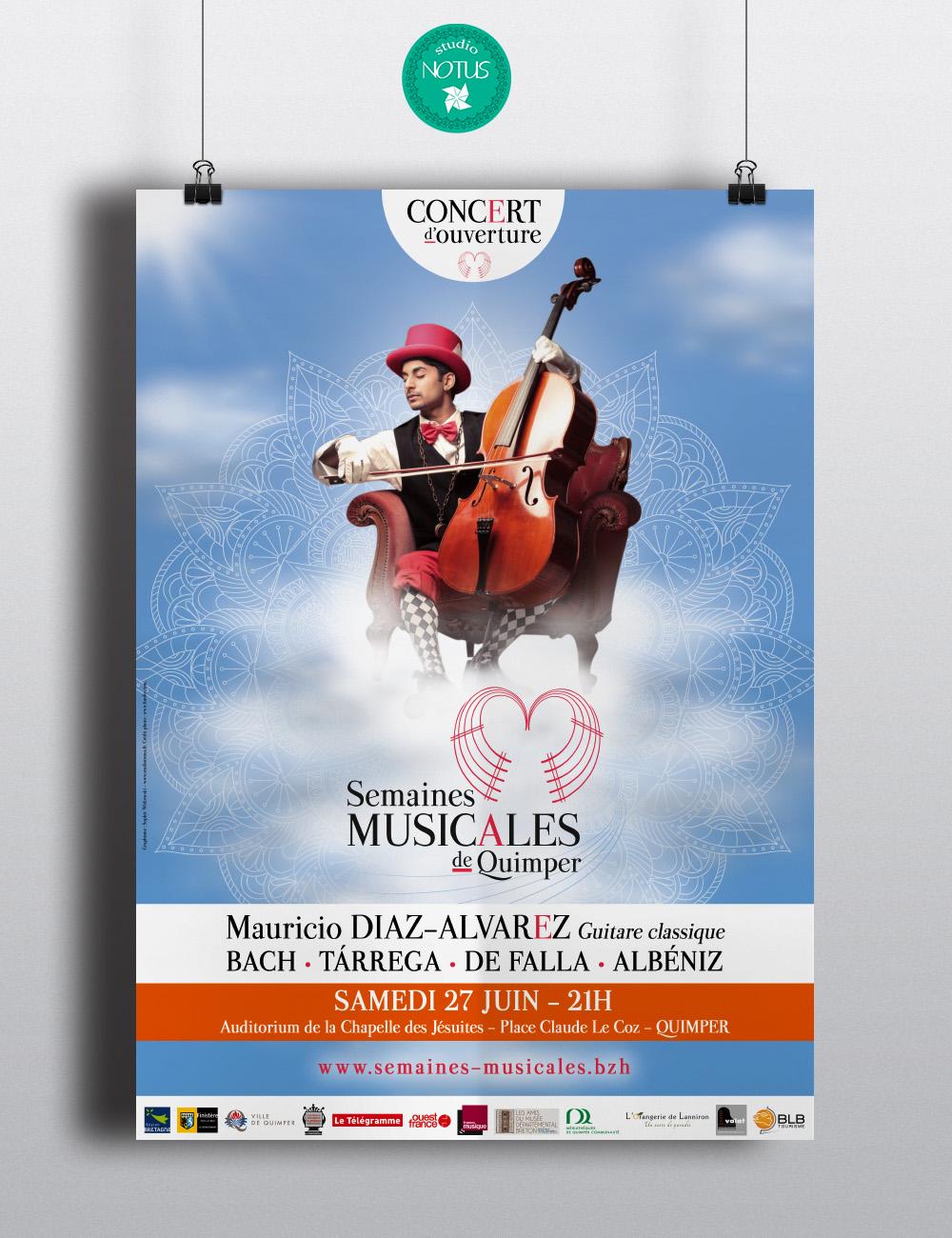 Semaines Musicales de Quimper 2015