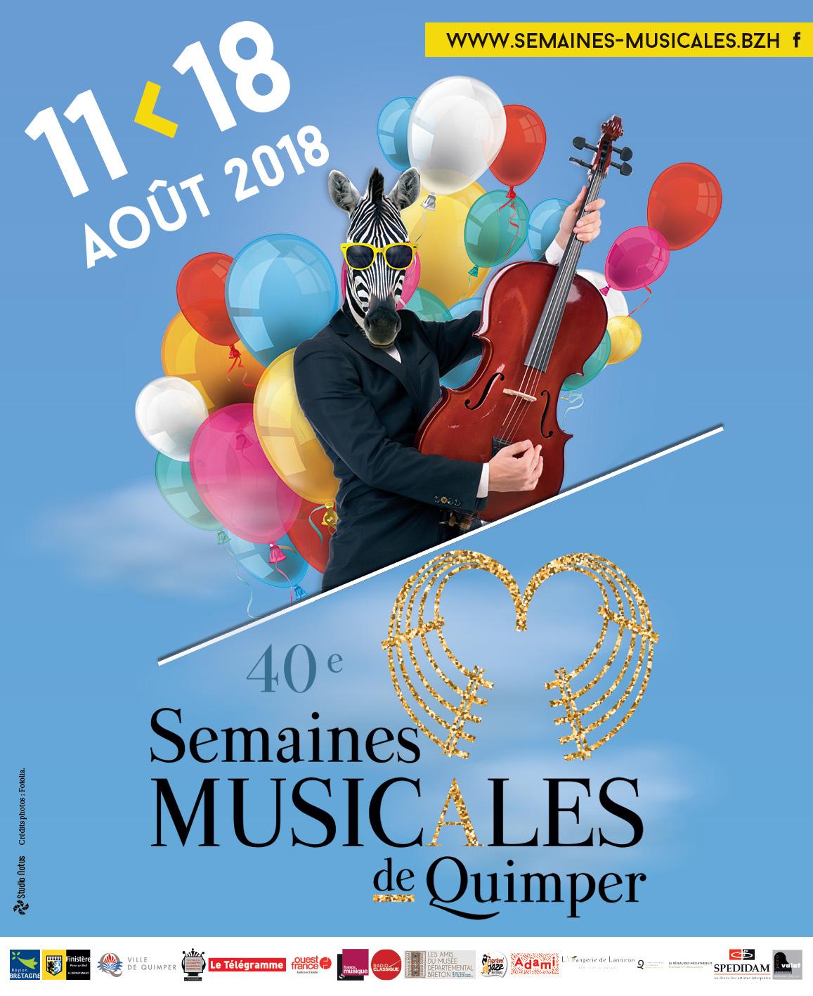 Semaines Musicales 2018
