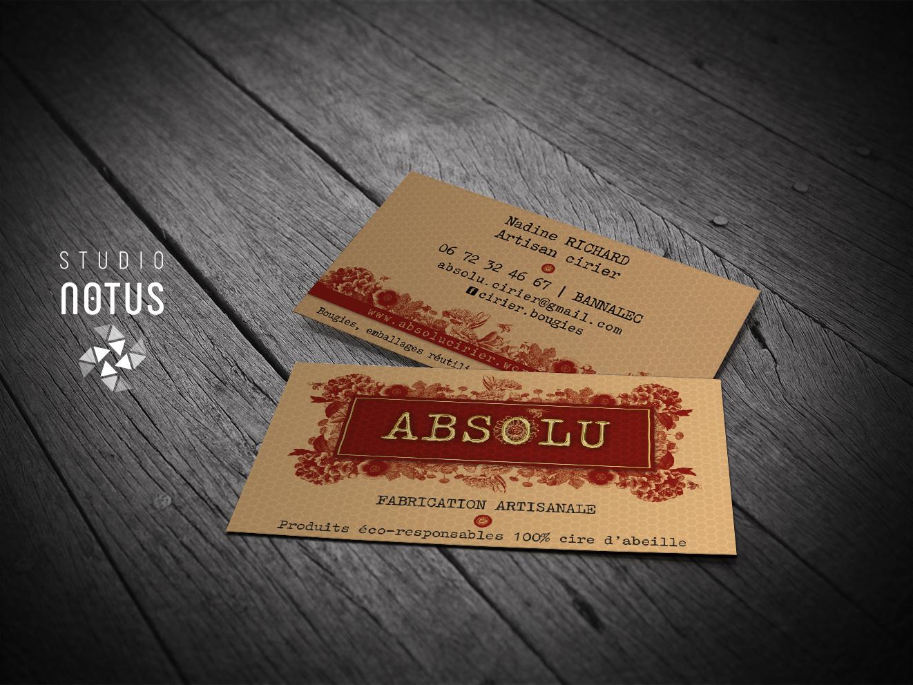 Absolu – artisan cirier