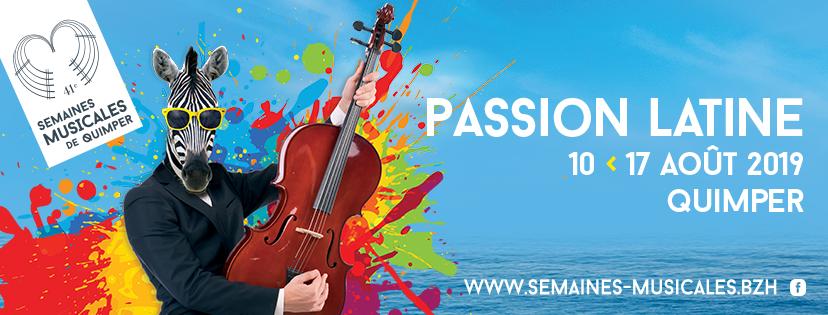 Semaines Musicales de Quimper 2019